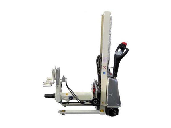invertor/schimbator automat pentru role (300 kg) cu ax