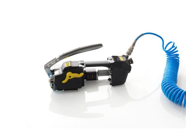 MPMB900 Maşină manuală pneumatică de înaltă tensiune pentru legat cu bandă