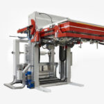 Mixed shrink hooding machine AFTSH51