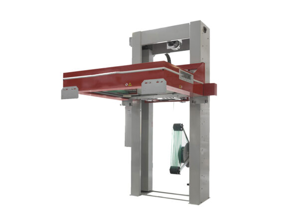 Automatic horizontal strapping machine