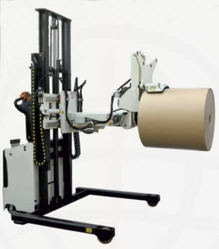 Automatic inverter with spindle for rolls (600kg)