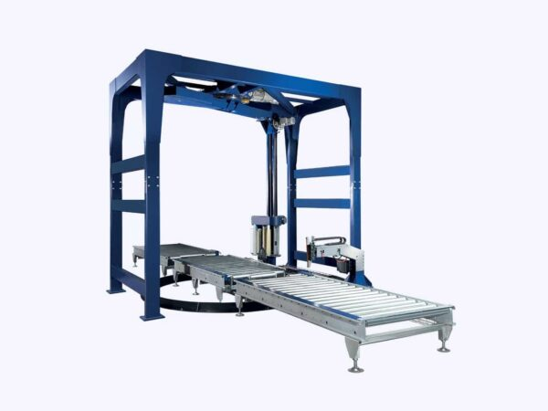 Automatic pallet wrapping machine B300