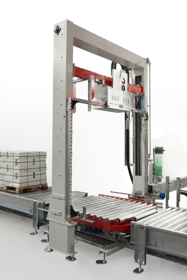 Automatic vertical strapping machine AVVR70