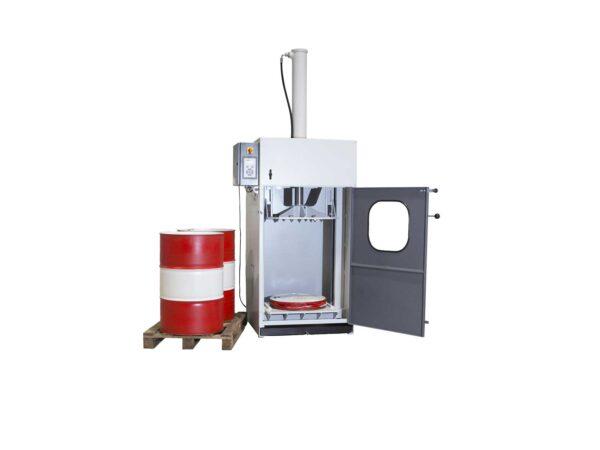 Barrel press