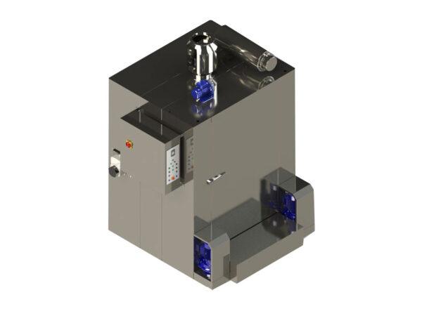 Rotary Jet industrial washing machine/ equipment