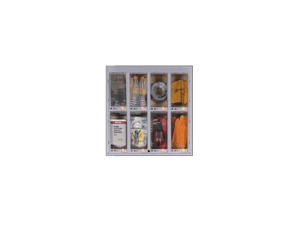 Automatic tool storage