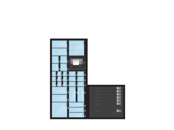 Automatic tool storage Supllysystem