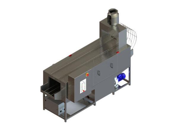 Trayline industrial washing machine/equipment