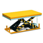 Single scissor lift table 146