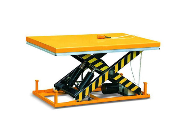 Single scissor lift table 500