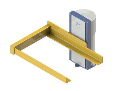 Pneumatic lifting device