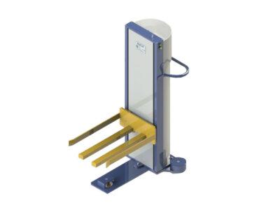 Pneumatic lifting device PM
