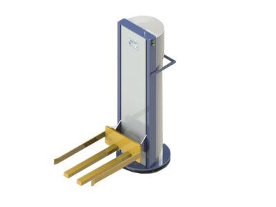 Pneumatic lifting device RT
