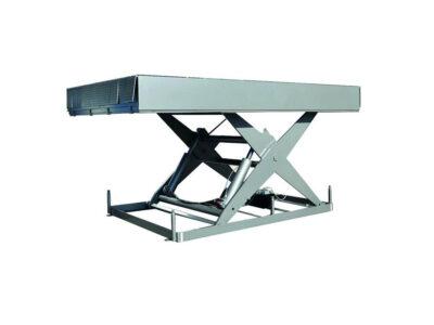 Pneumatic lifting table LT