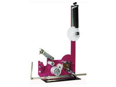 Distribuitoare montate pe bancul de lucru, pentru benzile adezive cu fixare de tip buclă și cârlig sau velcro
