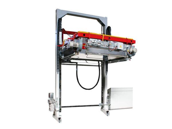 Automatic thermoshrinking oven SHR55