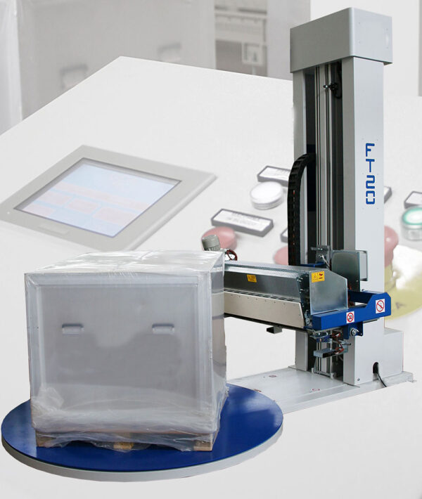 Cuptor automat cu folie termocontractibilă SM20
