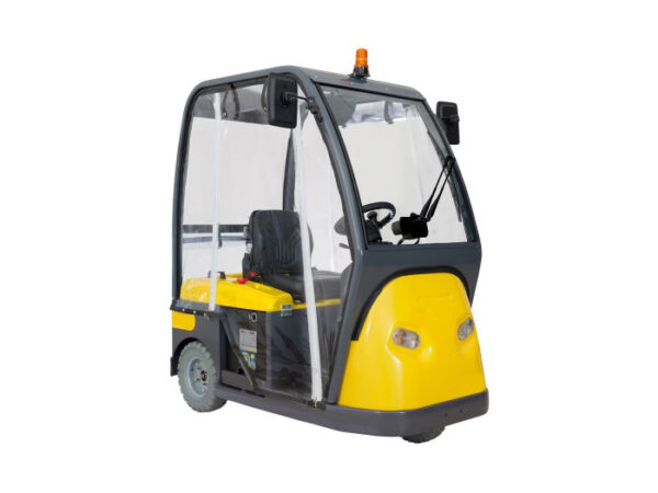Electric tow tug tractors TOW 05A CAB