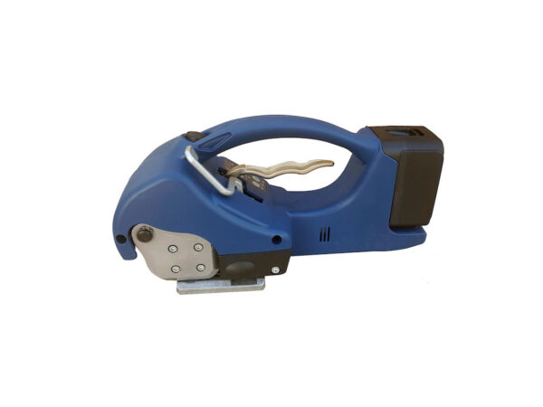 High tension battery powered plastic manual strapping instrument LM 60