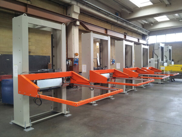 Horizontal strapping machine LM 011PP