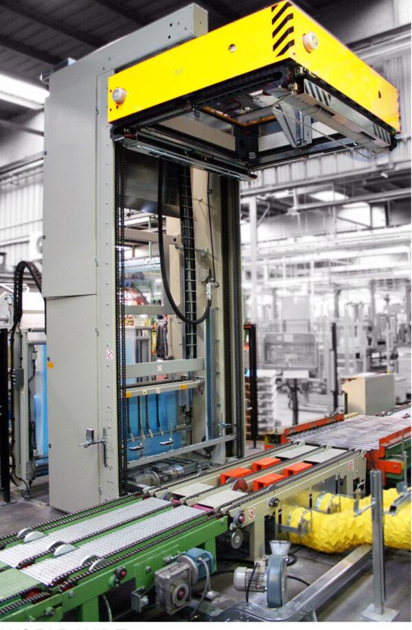 Maşină automată de ambalat cu folie termocontractibilă SHR53