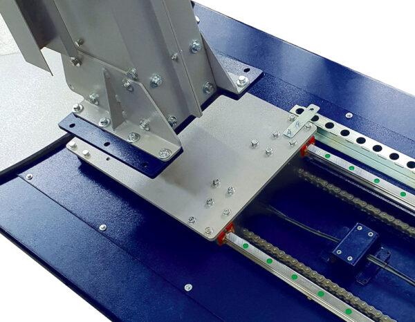 Maşină automată de ambalat cu folie termocontractibilă SM22