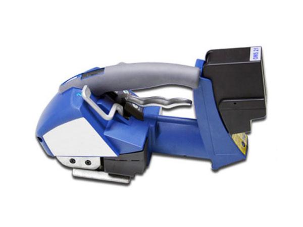 Maşină manuală cu baterie de înaltă tensiune pentru legat cu bandă LM 40