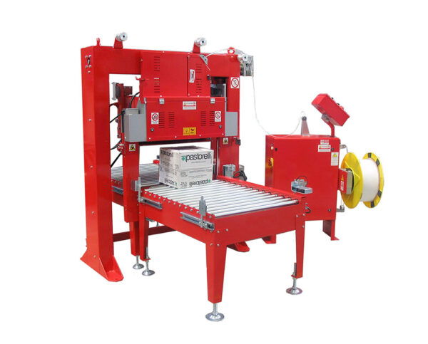 Vertical strapping machine LM 1000