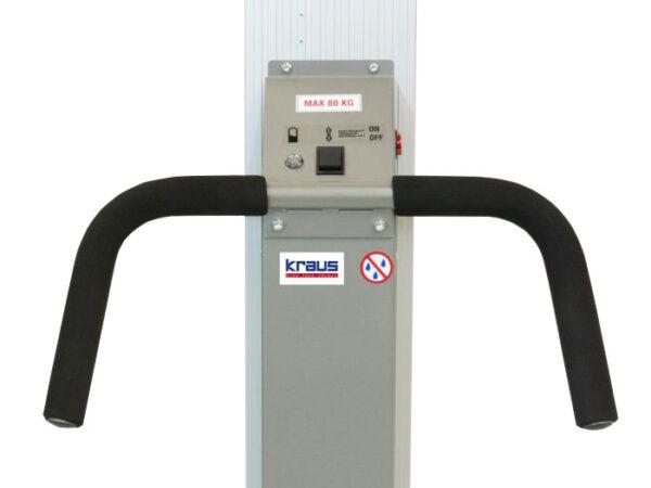 Elevator cu platformă pentru materiale BP IS 30