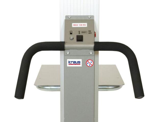 Elevator cu platformă pentru materiale BP IS 45-130
