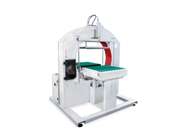 Horizontal Stretch Wrapping Automatic Machines 4000 LM