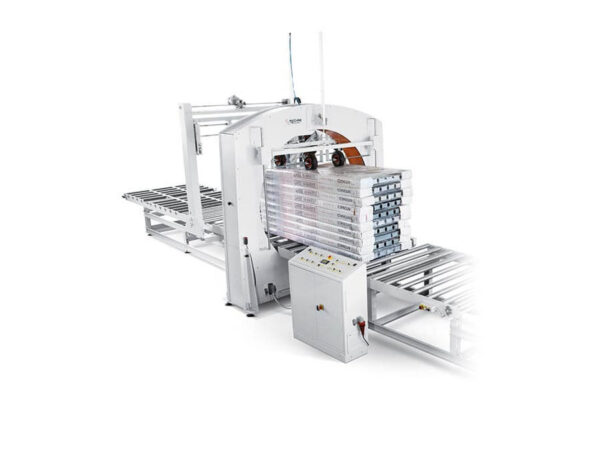 Horizontal Stretch Wrapping Automatic Machines LM 1500 L