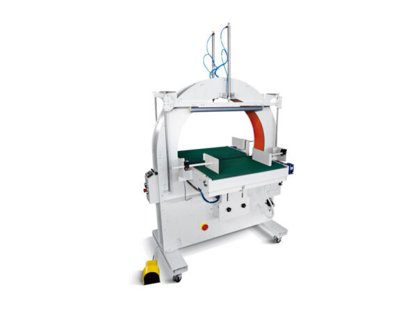 Horizontal Stretch Wrapping Machines Automatic 800 LM