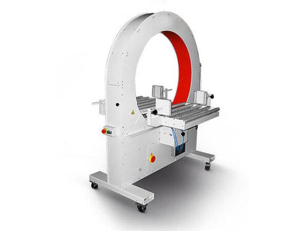 Horizontal Stretch Wrapping Semi-Automatic Machines Box LM 1000 L