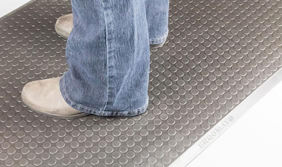 LMM Standard high ergonomics bubble mat