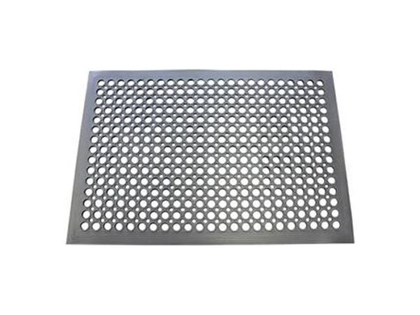 LMM drain and clip on mat