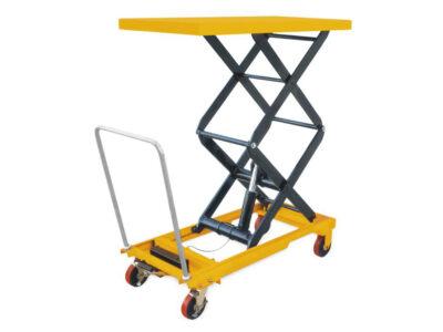 Platformă de ridicare cu cărucior