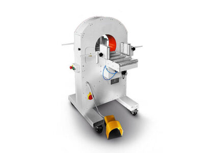 Semi automatic wrapping machines