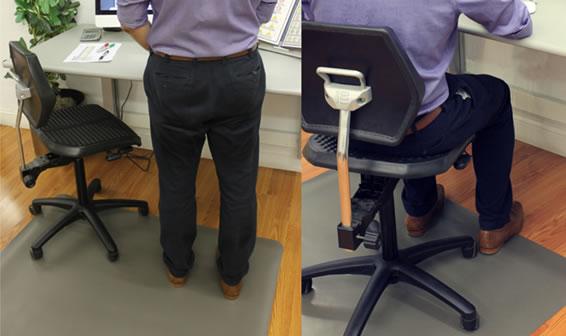 Covor LMM pentru scaunele de birou