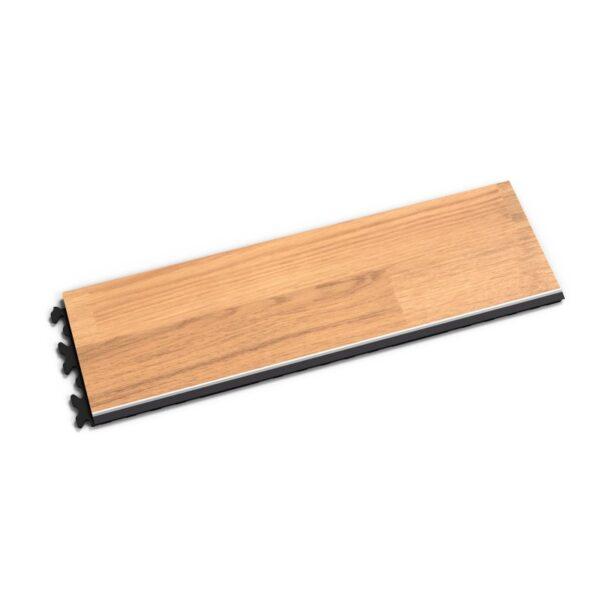 M plăci PVC Estetice cu click ascuns mediu lemnos