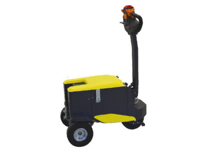Electric tow tug tractors