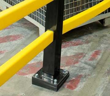 LM mixed railing bumper